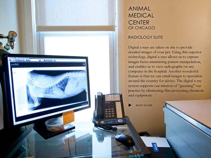 AMC Chicago Radiology Suite