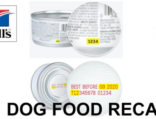 Hill's Pet Nutrition voluntarily recalls canned dog food due to potentially elevated vitamin D levels